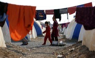 Les candidats polonais de « Go back to where you came from » s'installeront dans un camp de réfugiés au Kurdistan (illustration).