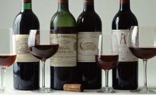 Des vins produits dans le Languedoc ont été vendus comme étant des Bordeaux ( Pomerol, Margaux ou Saint-Julien).