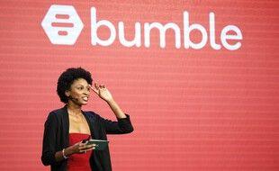 Kyra Seay, la coordinatrice du projet Bumble, le 2 octobre 2019 à San Francisco.
