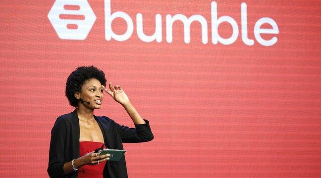 Bumble, l'appli de rencontre où les femmes font le premier pas a fait chavirer Wall Street - 20 Minutes