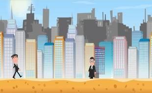 «Sauvons Fillon», le jeu où François Fillon doit échapper à la justice