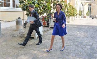 Marisol Touraine, ministre des Affaires sociales et de la Santé, le 16 juin à Matignon.