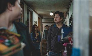 Song Kang-ho dans «Parasite» de Bong Joon-ho