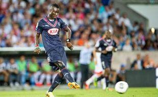 Le joueur des Girondins de Bordeaux Ludovic Sané, le 10 août 2013