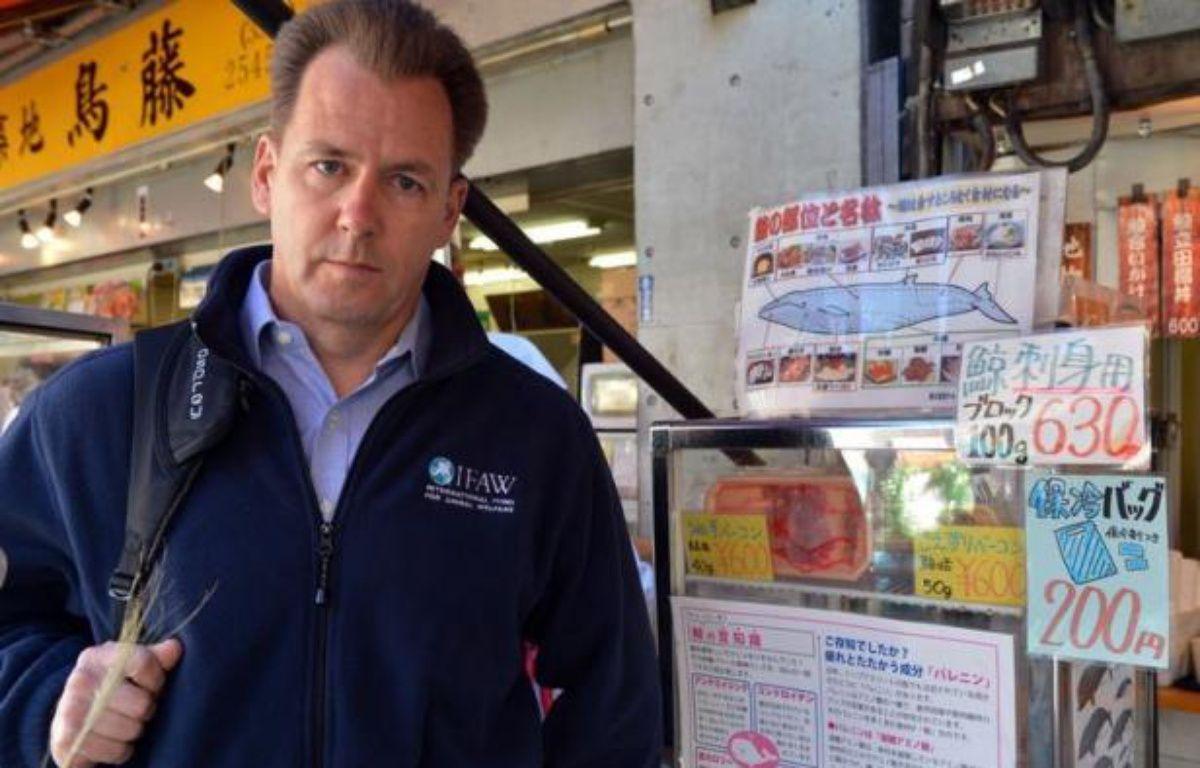Les Japonais sont plus nombreux à soutenir la chasse à la baleine qu'à s'y opposer, d'après une étude publiée mardi par le Fonds international pour le bien-être des animaux (IFAW). – Yoshikazu Tsuno afp.com