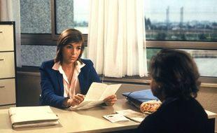Véronique Jannot campe Joëlle Mazart dans la série française des années 1980, l'inoubliable Joëlle Mazart de la série française «Pause Café».