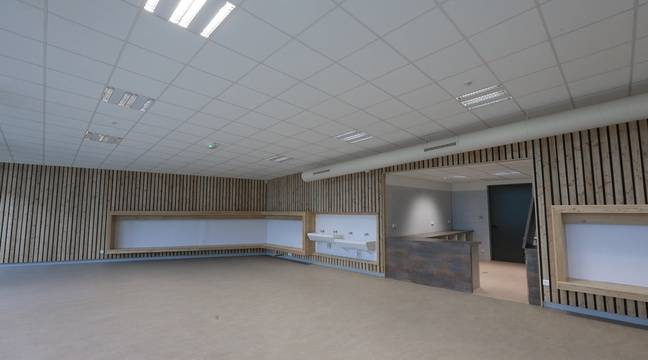 Nouvelles installations pour l'ALSH au Wacken. Strasbourg le 19 janvier 2016. – G. Varela / 20 Minutes