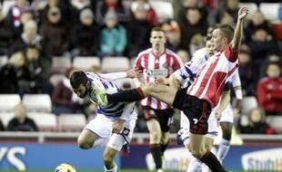 Les Queens Park Rangers ont ramené un point de leur déplacement à Sunderland (0-0) lors du premier match d'Harry Redknapp sur le banc des Londoniens, mardi lors de la 14e journée du championnat d'Angleterre.