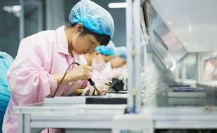 La Chine est propriétaire de la moitié des brevets déposés en 2018