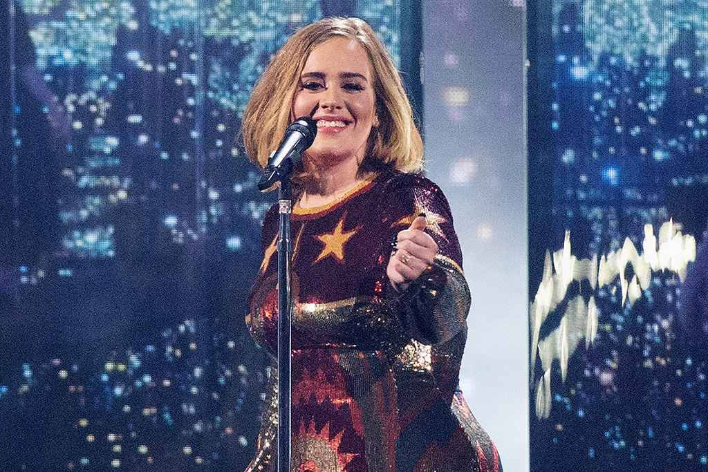 Adele pourrait ne plus jamais partir en tournée (VIDÉO)
