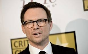 Christian Slater arrives at the Critics' Choice Television Awards at the Beverly Hilton Hotel on Thursday, June 19, 2014, in Beverly Hills, Calif. (Photo by Richard Shotwell/Invision/AP)/INVW/762132002828/06191418087, 21334631, /1406201038