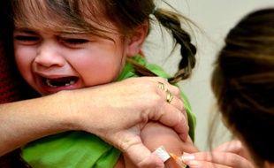 Les parents de l'enfant atteint de diphtérie avaient refusé de faire vacciner leur fils (illustration).