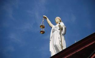 Thémis, la déesse grecque symbole de la justice.