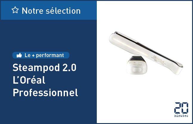Steampod 2.0 - L'Oréal Professionnel