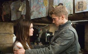 Rachel Bilson et Hayden Christensen en 2008, lors de leur rencontre, sur le tournage du film «Jumper».