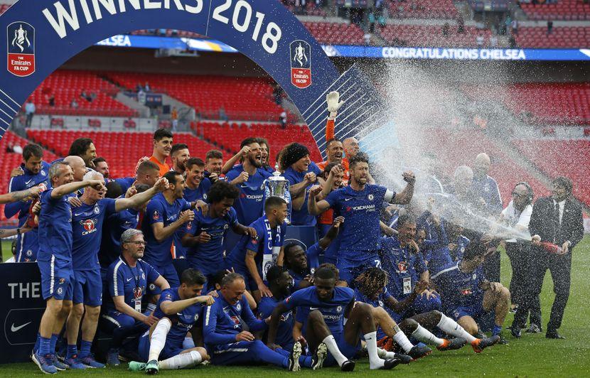 Champomy: La Fédé anglaise va arrêter d'offrir du champagne au vainqueur de la Cup par respect pour les musulmans