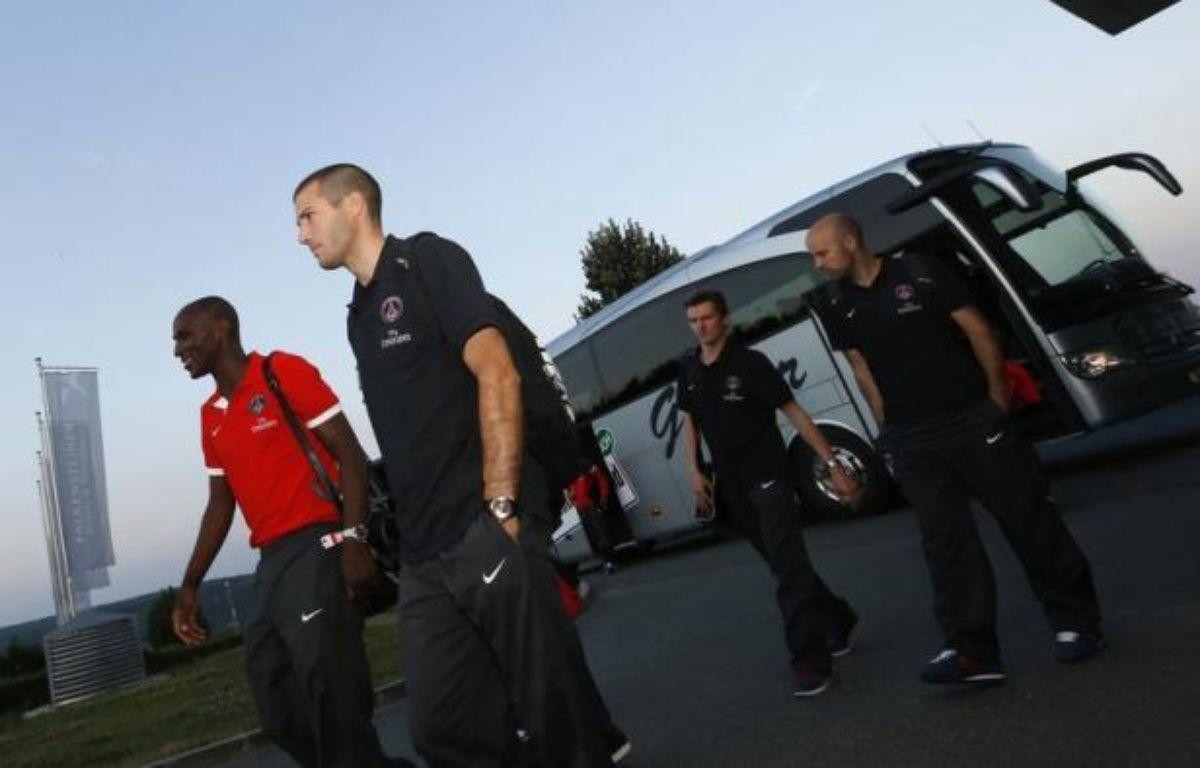 L'Autriche, qui avait servi de terre de préparation pour de nombreuses sélections nationales avant l'Euro-2012, va accueillir cet été plus d'une centaine de clubs européens, notamment les champions d'Angleterre, Manchester City, et d'Allemagne, Borussia Dortmund. – Alexander Klein afp.com
