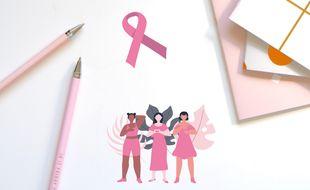 Jeudi 1er octobre a débuté Octobre rose, mois de sensibilisation sur le cancer du sein.