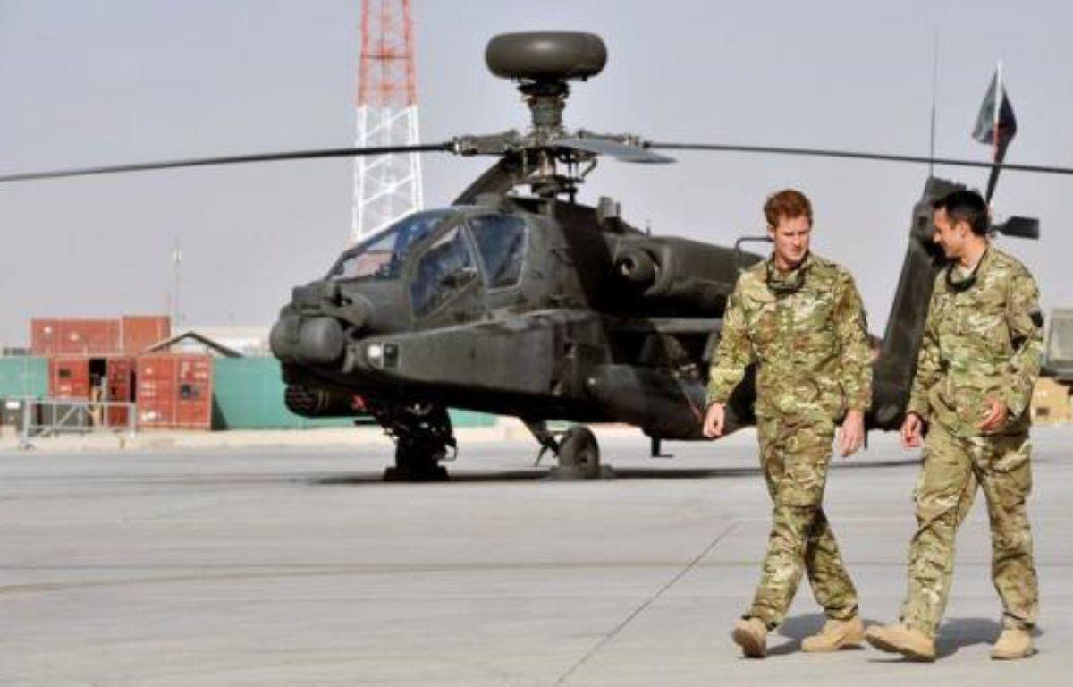 Les talibans ont mené une attaque de grande ampleur contre la base dans laquelle est stationné le prince Harry, tuant deux marines américains, selon eux, pour protester contre le film américain anti-islam qui a embrasé plusieurs pays musulmans. – John Stillwell afp.com