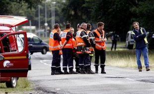 Ondres fait partie des villes concernées par les 5 alertes à la bombe dans le pays basque et dans les Landes. Un des trois engisn explosifs a été retrouvé sur une voie du TGV entre Boucau et Ondres (Landes).