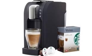 Verismo, la machine à capsules signée Starbucks