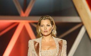 Kate Moss à Cannes le 21 mai 2017.