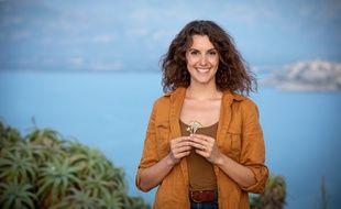 Fanny Agostini, la présentatrice de «Thalassa».