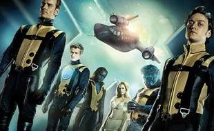 Affiche d'«X-Men, le commencement», de Matthew Vaughn.