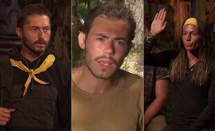 Aurélien, Vincent et Lucie ont marqué cette saison de « Koh-Lanta »