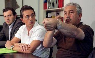 Stephan Turk, le bijoutier braqué, le 18 septembre 2013 à Nice