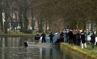 Le corps de Jean-Mériadec le Tarnec à été retrouvé dans le canal de la Deule en février 2011.