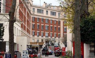 L'hôpital américain de Paris, à Neuilly-sur-Seine.