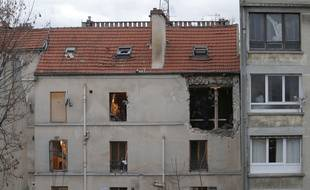 L'appartement de la rue de la République, à Saint-Denis.