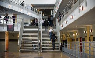 Alsace: Trois mois de prison avec sursis pour avoir harcelé un autre lycéen (Illustration, établissement scolaire)