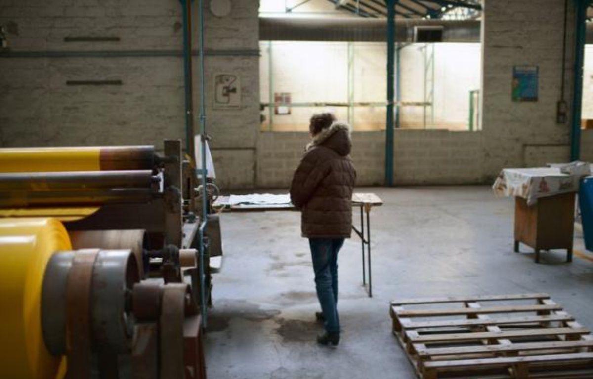 Reprise en 2012 au repreneur autrichien Windhager, l'entreprise Veninov de Vénissieux est de nouveau menacée de fermeture. – Philippe Merle AFP