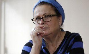 Christine Boutin, présidente d'honneur du parti chrétien-démocrate, le 21 octobre 2017 à Rambouillet