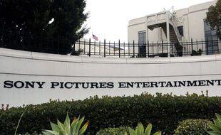 Le siège de Sony Pictures à Culver City, en Californie, le 2 décembre 2014.
