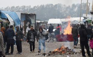 Plus de 1.000 migrants évacués de la «jungle» de Calais le 24 octobre 2016.