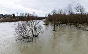 Huit départements sont en vigilance orange pour les inondations, principalement dans le Nord-Est