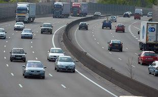Alsace: A contre-sens sur l'autoroute, il provoque un accident, un appel à témoins est lancé (Illustration)