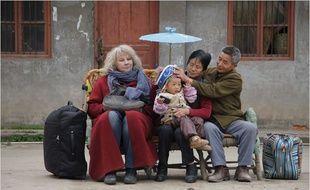 Yolande Moreau dans Voyage en Chine