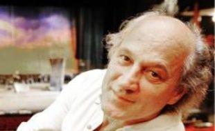 Richard Martin, directeur du théâtre Le Toursky (3e).