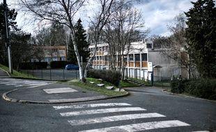 Le collège de Saint-Chéron (Essonne) près duquel Lilibelle a été poignardée.