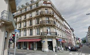 Le calendrier de l'Avent géant sera installé sur la façade du 18 de la rue Kuhn à Strasbourg, au mois de décembre 2017.