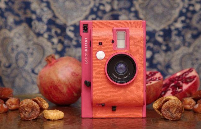 Lomography entre passé et présent avec ses appareils photo instantanés au design oldstyle.