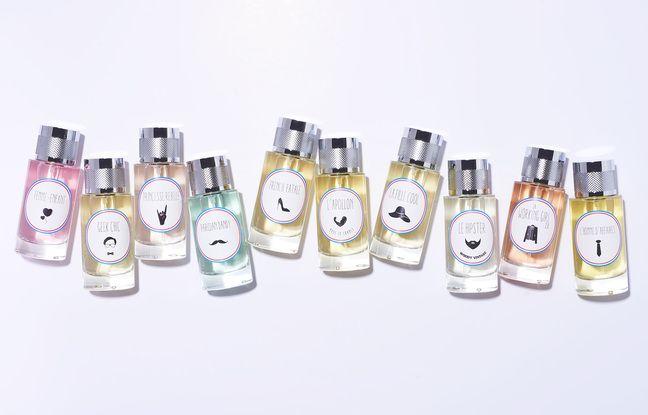 La collection de parfums de la marque niçois, déclinée en fonction de cinq personnalités pour les femmes et cinq autres pour les hommes