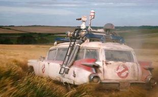 Extrait du teaser de Ghostbusters: Afterlife