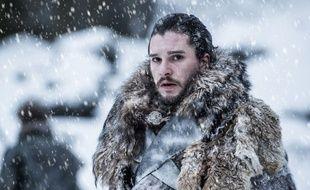 Oui, Jon Snow aussi n'en peut plus d'attendre.