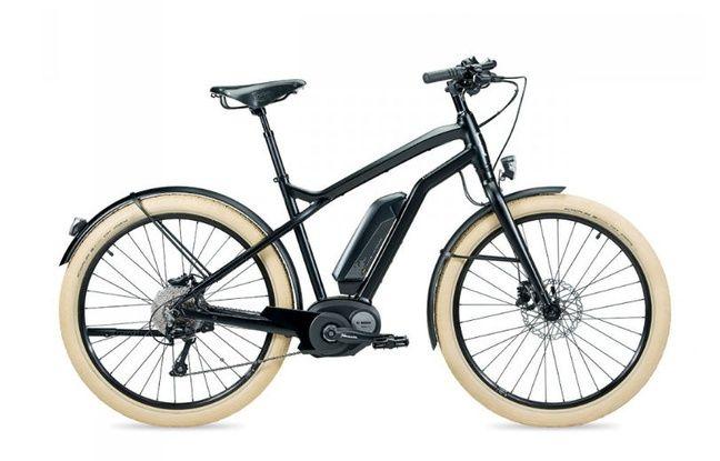 Le très vintage Friday Black 3 de Moustache Bikes.