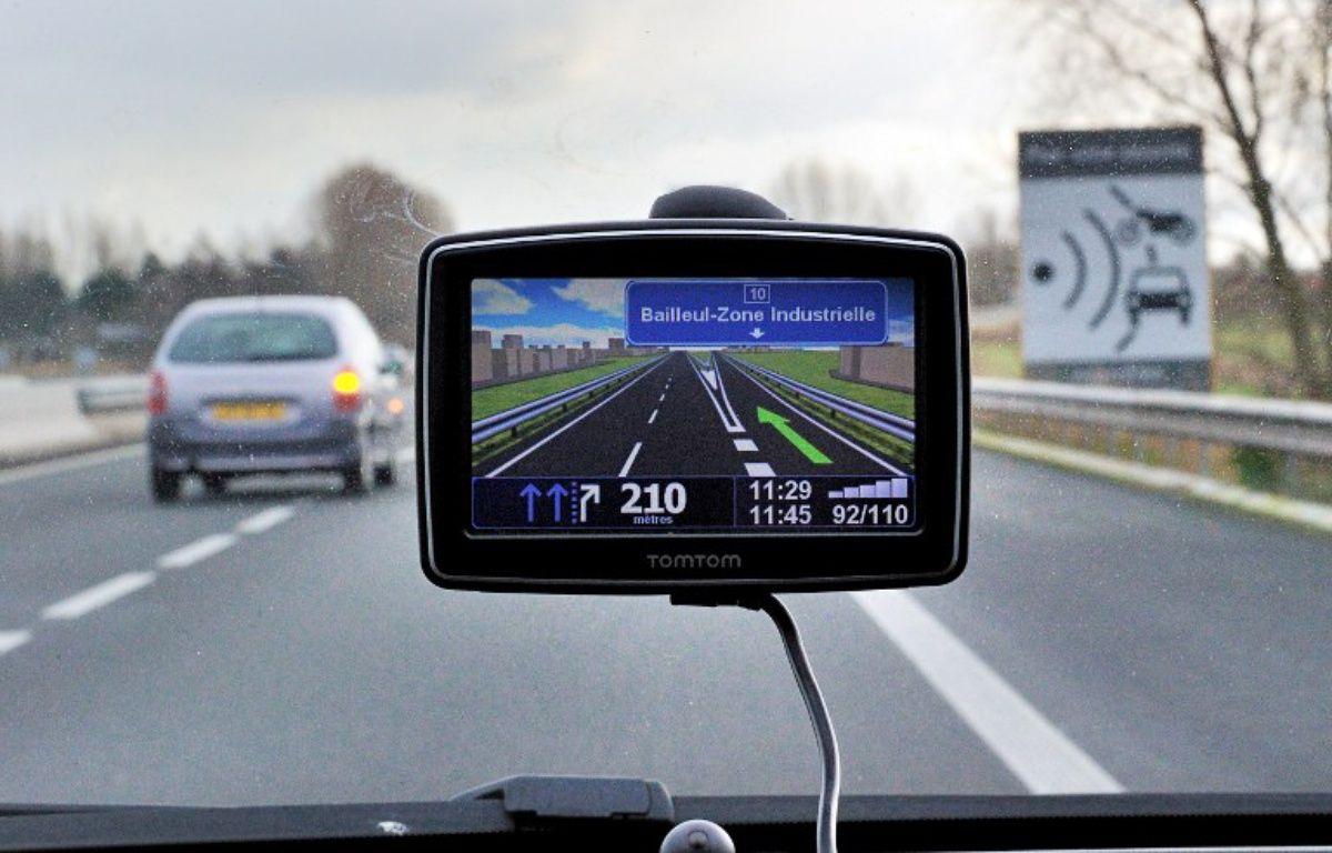L'utilisation du GPS au volant est en hausse dans tous les pays d'Europe – PHILIPPE HUGUEN / AFP